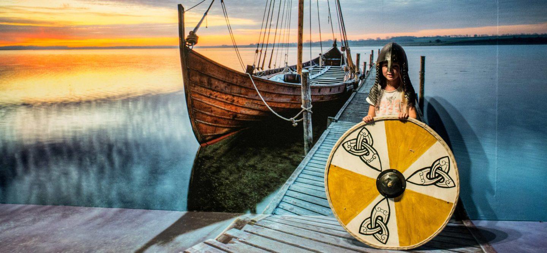 Городской лагерь «Истории и игры эпохи викингов»