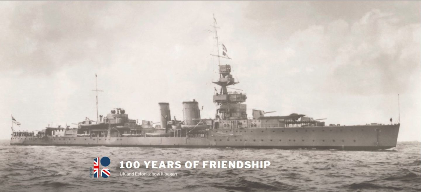 Virtual exhibition: 100 Years of Friendship. UK and Estonia